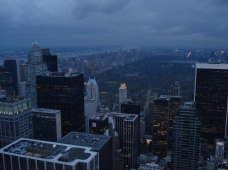 View from Rockefeller Center (NYC), Photo 1593