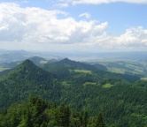 Pieniny, Three Crowns, Dunajec River, Photo 1071