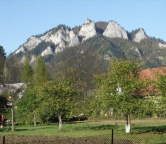 Pieniny, Three Crowns, Dunajec River, Photo 1073