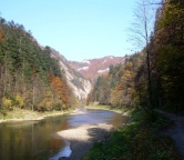 Pieniny, Three Crowns, Dunajec River, Photo 1075