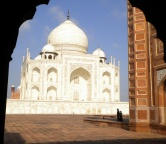 Agra - Taj Mahal (India), Photo 1309