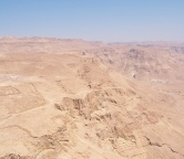 The Dead Sea and Fortress of Masada, Photo 1372