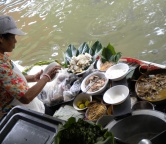 Floating markets Bangkok, Photo 2145