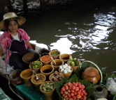 Floating markets Bangkok, Photo 2146