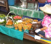 Floating markets Bangkok, Photo 2149