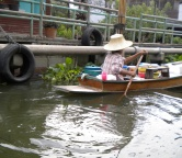 Floating markets Bangkok, Photo 2150