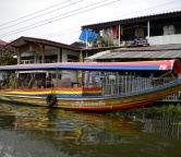 Floating markets Bangkok, Photo 2152