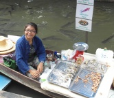 Floating markets Bangkok, Photo 2155