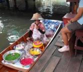 Floating markets Bangkok, Photo 2156