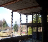 Abandoned hotel in Kozubnik (Beskid, Poland), Photo 630