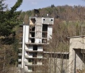 Abandoned hotel in Kozubnik (Beskid, Poland), Photo 663