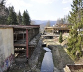 Abandoned hotel in Kozubnik (Beskid, Poland), Photo 669