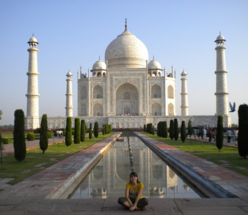 Agra - Taj Mahal (India), Photo 1307